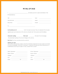 Automobile Bill Of Sale Form Elegant Simple Motor Vehicle Bill Sale Best Deed With