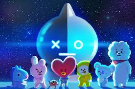<b>BTS</b>' New <b>BT21</b> Collab With Line Friends Blends Fashion, Emojis ...