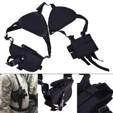 Durable <b>Nylon Military Tactical</b> Outdoor Hunting <b>Shoulder Holster</b> ...