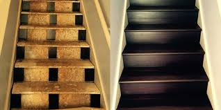 how to install wood flooring on stairs floor stair nose hardwood with nosing cost of installing
