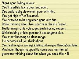 Signs Of Falling In Love Quotes Quotes For Signs Your Falling For Him Quotes wwwquotesmixer 70