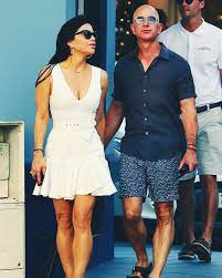 Jeff Bezos Vacations in St. Barts With ...