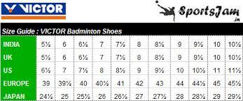 Victor Badminton Shoes Size Chart Victor Shw503 F Badminton Shoes White Royal Blue