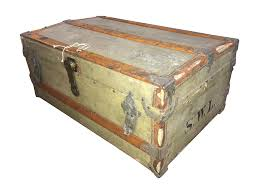 crouch-and-fitzgerald-antique-flat-top-trunk-9717