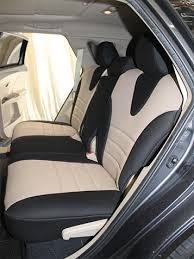 toyota venza seat covers rear seats