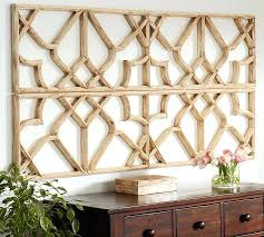 wood wall art large wood wall decor endearing lattice wall art pottery barn decorating inspiration reclaimed wood wall art basement wood wall decor
