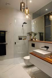Bathroom Pendant Lights The Block Glasshouse Week 8 Room Reveals Pendant Lights Wall
