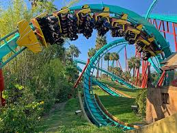 busch gardens tampa attractions