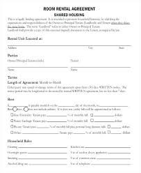 room for rent application free room rental lease agreement template printable utah