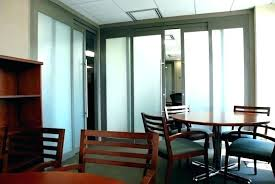 office wall divider. Sliding Wall Dividers Room Privacy Full . Office Divider