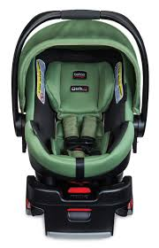 britax b safe 35 elite cactus green