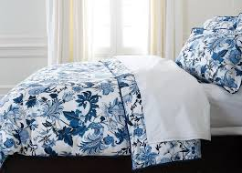 duvet covers blue and white