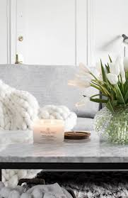 this white gardenia coffee table jar is wonderfully big and bold and can stand on its own the size really is perfect for a coffee table the scent is soft