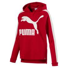 puma hoodie womens. archive logo t7 hoodie puma womens
