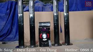 Giới thiệu loa vi tính 5.1 bluetooth EJ-H8 - [VMA] Việt Mỹ Audio - YouTube