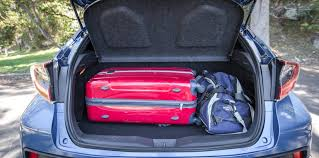 ... Luggage Space For All Its Worth Is A Priority, You Might Be Better Off  Shopping Around In The Larger, Medium SUV Segment, Where That $36k Buys Decent A