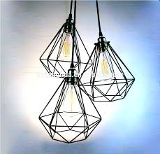 wire pendant shade brass wire shade how to wire three pendant lights wire cage pendant light australia sage lighting and grip