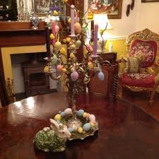 40 lovely easter tree decorating ideas for spring home decor