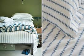 10 easy pieces striped sheets