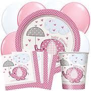 Amazoncom Elephant Baby Shower Decoration Supplies For Girl Elephant Themed Baby Shower For Girl