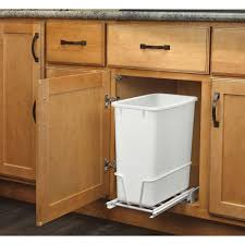 Decorative Kitchen Trash Cans Cabinet Trash Cans Kitchen Organization Kitchen Storage