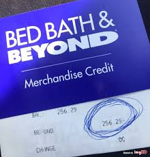 bed bath beyond baby merchandise credit gift card 256 29