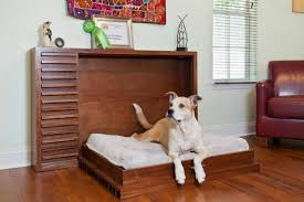 Dog bed furniture Nice Storage Furniture Feeders And Toy Organizing Solutions For Pet Owners Homejelly Storage Furniture Feeders And Toy Organizing Solutions For Pet