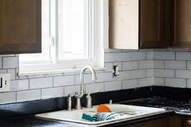 how to make a subway tile shower and