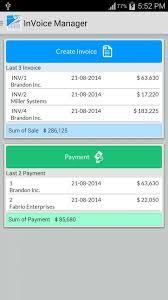 Basic Invoice Template With Free Mobile Invoice App Ninocrudele