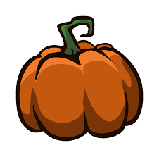 orange clipart png. an orange and green pumpkin clipart png