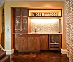 wet bar lighting. walnut wet bar with sink wine cooler frig special lighting metal back e
