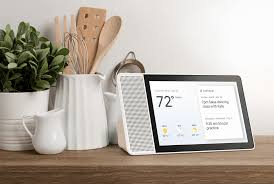 the first smart displays with the google assistant are now available in s utter buzz