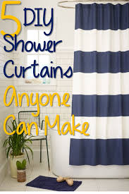 most interesting make your own shower curtain excellent decoration classy inspiration diy shower curtain ideas e99 shower