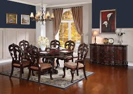 Classic  Traditional Dining Sets Dining Sets With Tables - Formal oval dining room sets