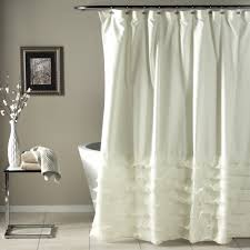 Lush Decor Avery Ruffled Shower Curtain - Free Shipping On Orders Over $45  - Overstock.com - 16758451