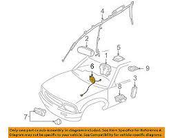 gm oem supplemental restraint system clockspring 22942867 air bag gm oem airbag air bag clockspring clock spring 88965343