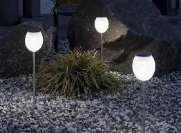 solar powered yard lights hardware home improvement for stylish
