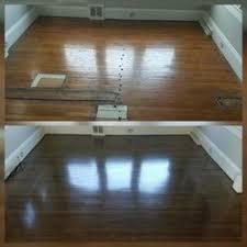 photo of express wood floor refinishing installing erie pa united states