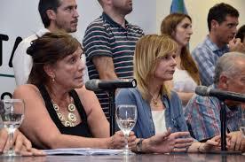 Resultado de imagen para senadora provincial María Teresa García