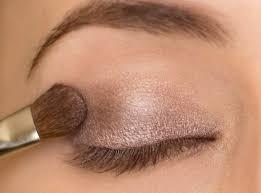 how to metallic smokey eye