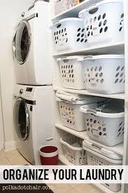 laundry room shelving idea