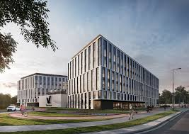 best office in the world. Krakow\u0027s V.Offices Amongst The Best Office Properties In World 7
