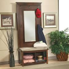 Coat Rack Bench With Mirror Entryway Mirror With Storage Shoe Bench Entryway Coat Rack Wallpaper 30