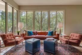 contemporary sunroom furniture. 1960\u0027s Mid-Century Ranch Remodel, Nashville, TN Contemporary-sunroom Contemporary Sunroom Furniture O