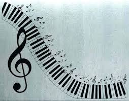 piano wall art music themed canvas inspired notes black like this item room grand on grand piano wall art with wall arts piano wall art music themed canvas inspired notes black