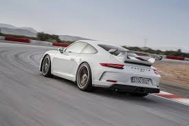 2018 porsche gt3 white. exellent white 2018 porsche 911 gt3 rear three quarter in motion 11 with porsche gt3 white e
