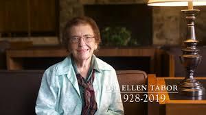 TrenPam Communications - In memory of Dr. Ellen Tabor, BNF ...
