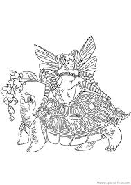 Fee Kleurplaat Fairy Fairy Coloring Pages Coloring Pages Fairy