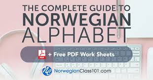 A manual of english phonetics and phonology: Phonetic Alphabet Norsk Norsk 2020