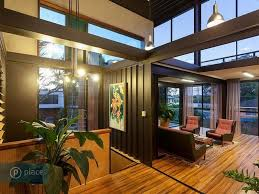 Shipping Container Homes Cost - Container house interior